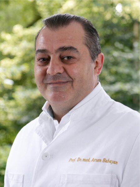 Prof. Dr. Arsen Babayan